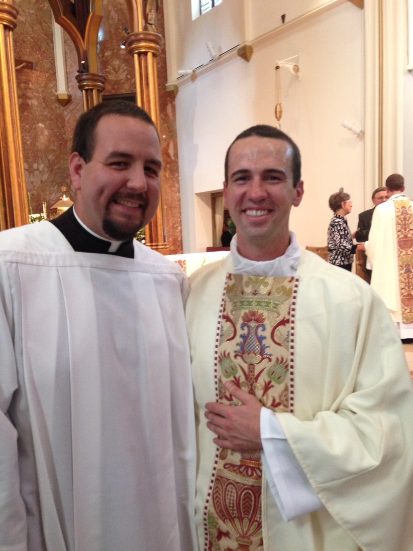 Priestly Ordinations in Wyoming