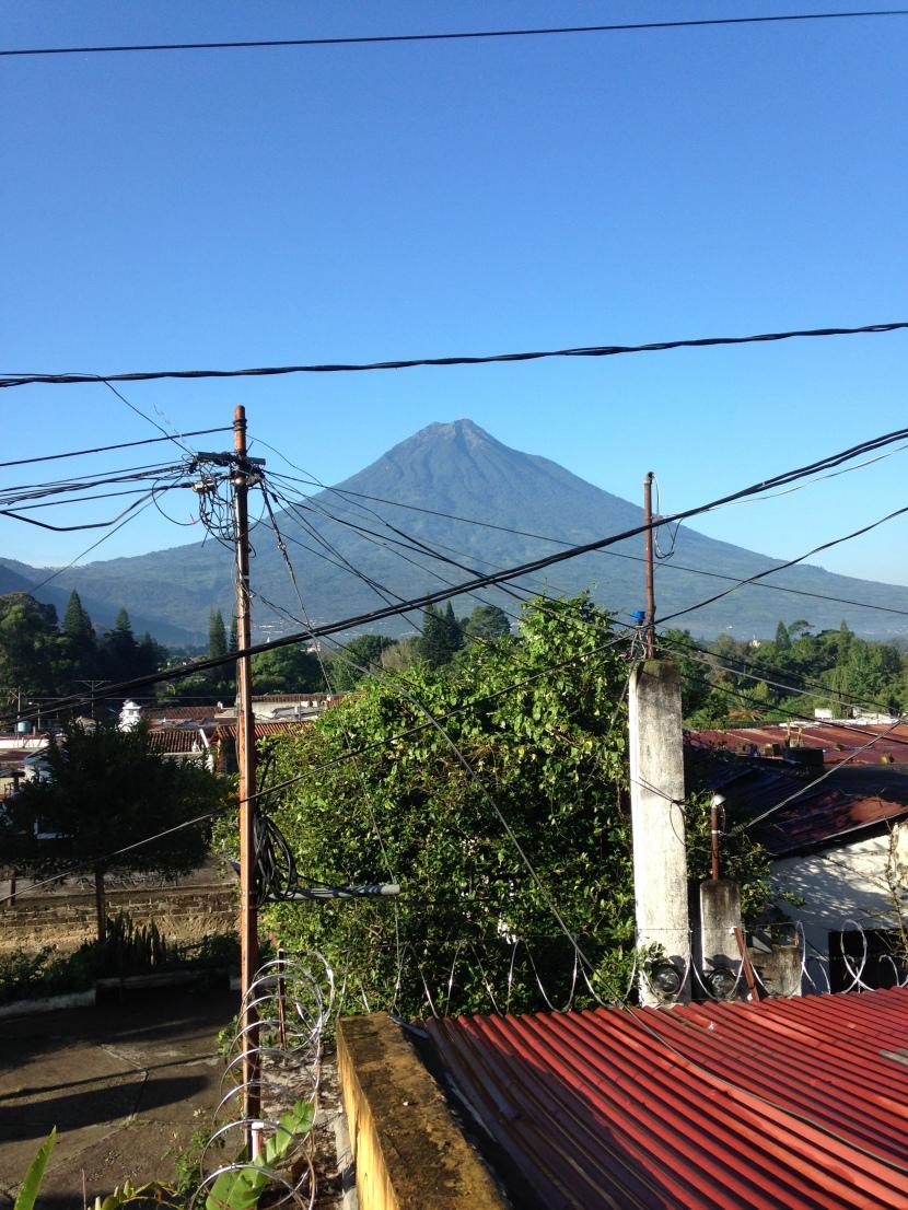 Geronimo! Guatemala, estamosaqui!