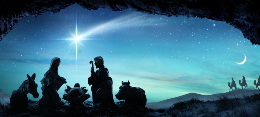 Receive the Gift of Jesus thisChristmas
