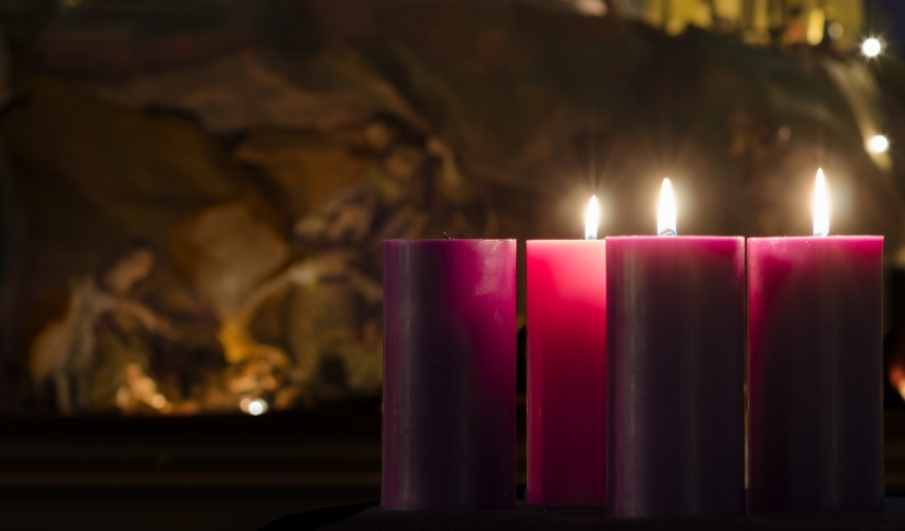 3rd Week of Advent: We are Halfway Out of the Dark